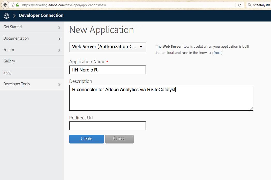 The Adobe Analytics API
